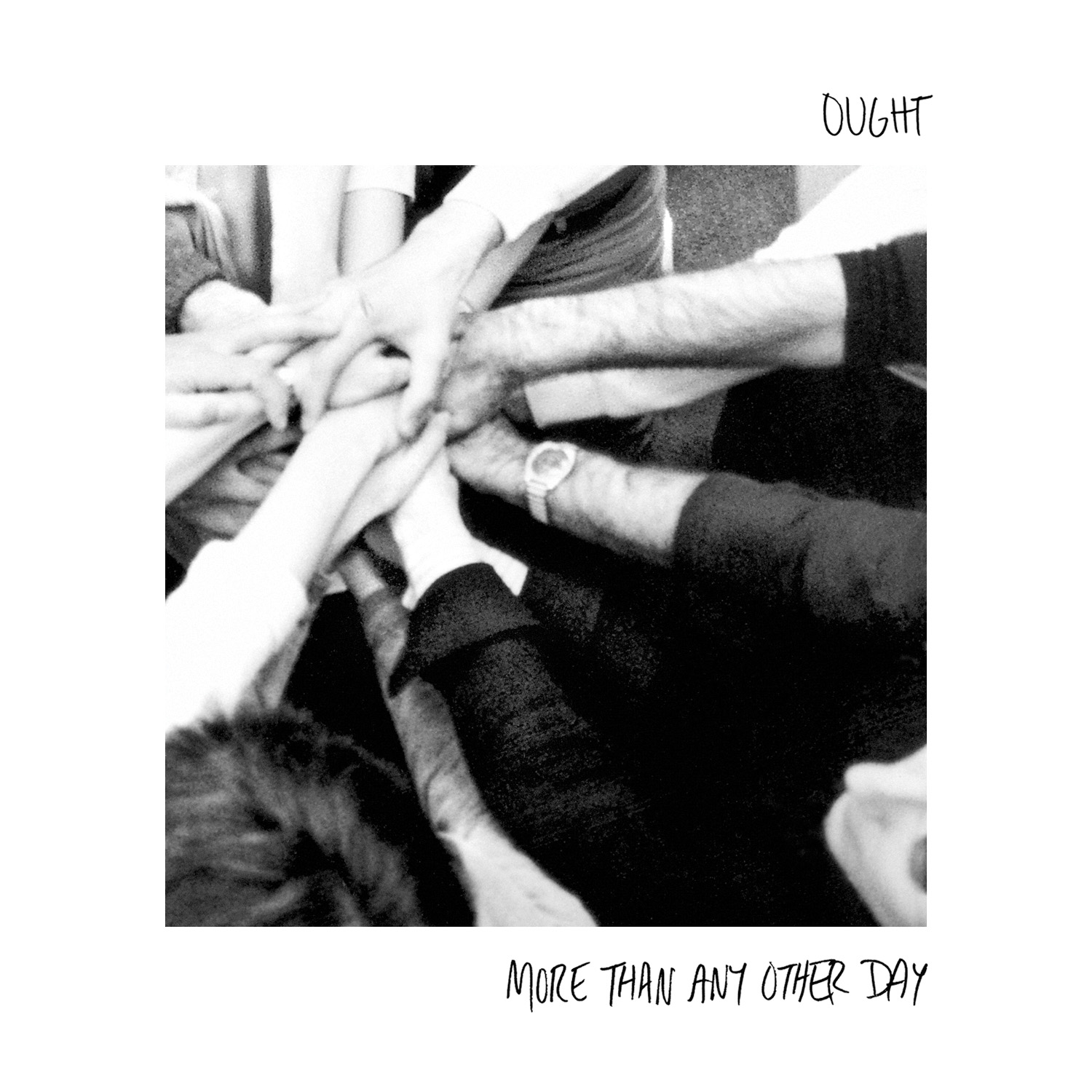 Ought - More Than Any Other Day - By Volume